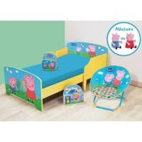 PEPPA PIG Pack chambre enfant complete - modele aléatoire