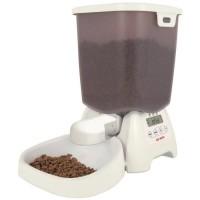 PETMATE Cat Mate distributeur d'aliment 3kg - Blanc - Pour chat