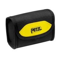 PETZL Étui Pixa pour lampe frontale - Noir et jaune