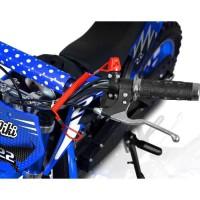 PIKI - Dirt Bike - Sport - 49cc Bleu