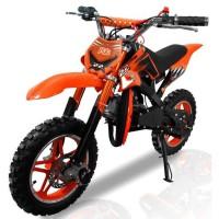 PIKI - Dirt Bike - Sport - 49cc Orange