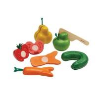 PLAN TOYS Fruits et Légumes Moches