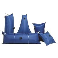 PLASTIMO Réservoir souple pour eau douce - Triangle - 120 litres