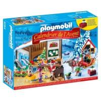 PLAYMOBIL 9264 - Calendrier de l'Avent - Fabrique du Pere Noël