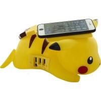 POKEMON Chargeur Induction Pikachu