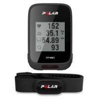 POLAR Compteur vélo GPS M460 avec ceinture cardio H10