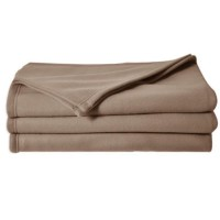 POLECO couverture polaire TAUPE 180