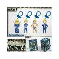 Porte clé figurine Fallout - 6cm - Modele aléatoire