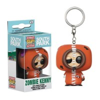 Porte clé Funko Pocket Pop! South Park: Zombie Kenny