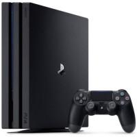 PS4 Pro 1To Noire