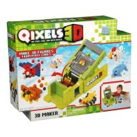 QIXELS - STUDIO 3D