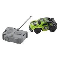 RACE TIN Voiture télécommandée Car Truck 4x4 - Vert - 1:32 - 8 km/h