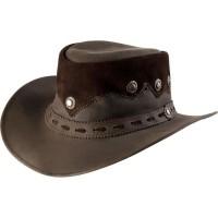 RANDOL'S Chapeau Western Aventure - marron