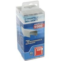 RAPID 5000 agrafes n°53 Rapid Agraf 14mm