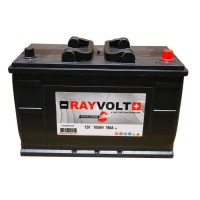 RAYVOLT Batterie Marine - 12V - 105AH - 760A
