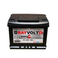RAYVOLT Batterie Marine - 12V - 62AH - 560A