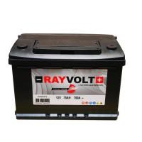 RAYVOLT Batterie Marine - 12V - 75AH - 700A