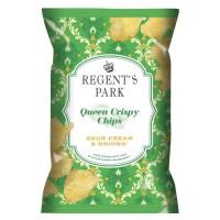 REGENT'S PARK Chips Creme et Oignon - 150 g