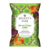 REGENT'S PARK Chips de Légumes Salées - 110 g