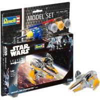 REVELL Maquette Model set Star Wars Anakin's Jedi Starfigh 63606