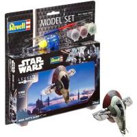 REVELL Maquette Model set Star Wars Boba Fett's Slave I 63610