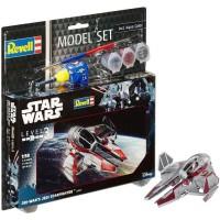 REVELL Maquette Model set Star Wars Obi Wan's Jedi Starfig 63607