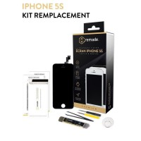 RIF Kit réparation Ecran iPhone 5S Noir
