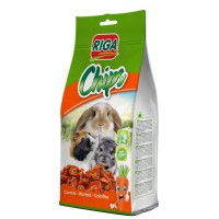 RIGA - CHIPS CAROTTE STAND UP - 50 G
