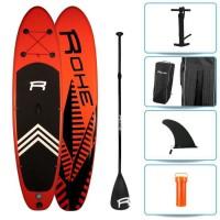 ROHE Pack Paddle Gonflable Keai - 325x76x15cm - Avec accessoires