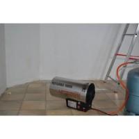 ROTHENBERGER Générateur d'air chaud - Roturbo 19000 - Argent