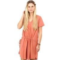 ROXY Robe Tunique Lucky - Femme - Rose