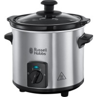 RUSSEL HOBBS 25570-56 - Mijoteur Compact Home 2L- inox brossé - 145 W