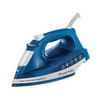 Russell Hobbs 24830-56 Fer a Repasser Vapeur Light and Easy, Défroissage Vertical Possible - Bleu