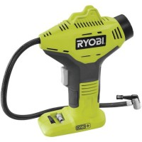 RYOBI Compresseur 18 Volts (batt&charg non four)