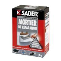 SADER Boîte Mortier de réparation - 1kg