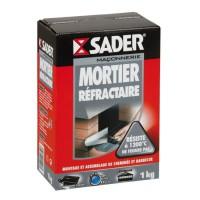 SADER Boîte Mortier réfractaire - 1kg