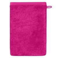 SANTENS Gant de toilette BAMBOO 16x22 cm - Rose