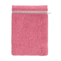 SANTENS Lot de 2 gants de toilette Oxia Nectar 2 x 16x22 cm