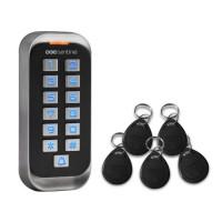 SCS Clavier de codage avec badges 12V - CodeAccess RFID