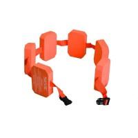 SEAC Ceinture de natation adulte Aquabelt - Orange