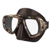 SEAC Masque de plongée Extreme Kama - Silicone - Marron - Mixte