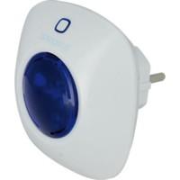 SEDEA Sirene alarme intérieure enfichable et centrale d'alarme
