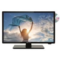"""SEEVIEW Télévision LED HD + DVD DVB-T2 S2 - 24.5"""""""