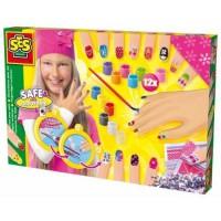 SES CREATIVE Kit de décorations pour ongles