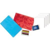 SES CREATIVE Kit de tampons - Zoo