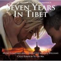 SEVEN YEARS IN TIBET Bande originale - 33 Tours - 180 grammes