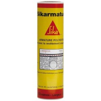 SIKA - Armatures pour renforcement de revetements souple - 10 m x 20 cm