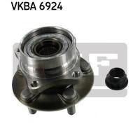 SKF Kit roulement de roue VKBA 6924