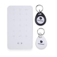 SMARTWARES Clavier tactile sans fil avec lecteur de badges NFC SA78C