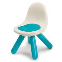 SMOBY - Kid Chaise Intérieure / Extérieure Bleue
